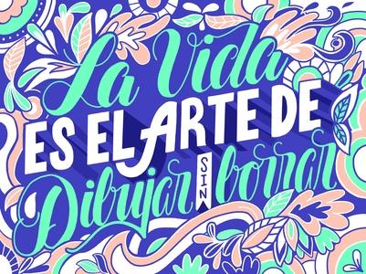 spanish-quote-vida-lettering-jpg