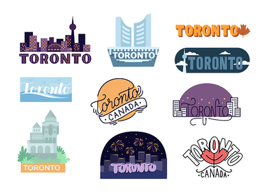 toronto-icons-stickers-snapchat-set-colorful-tourism-monuments-jpg