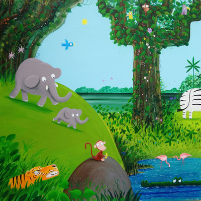 hospital-mural-jungle-day-mural-elephant-tiger-zebra-jungle-children-s-book-jpg