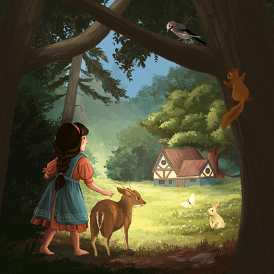 snow-white-fairytale-forest-cottage-animal-jpg