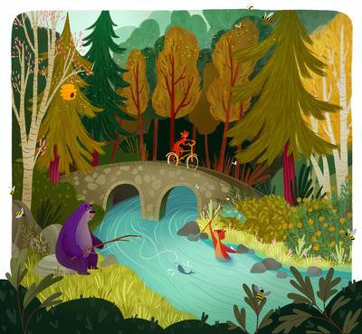 animals-characters-tree-nature-jpg