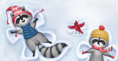 raccoons-making-snow-angels-jpg