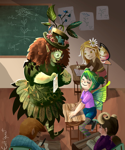 teacher-school-faery-classroom-friends-faeries-by-evelt-yanait-jpg
