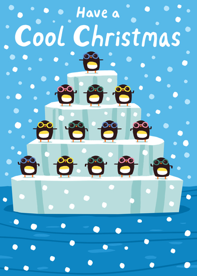 cool-christmas-penguins