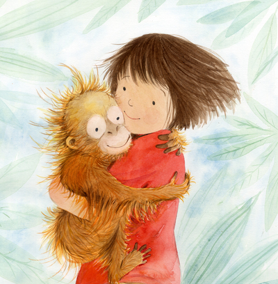 estelle-corke-jungle-child-orangutan-jpg