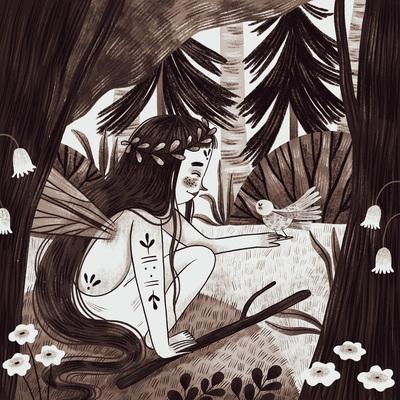 woods-fairy