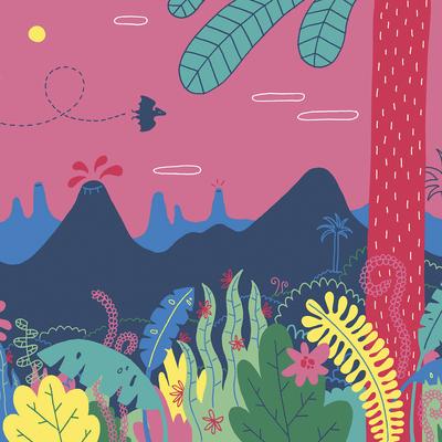 landscape-prehistoric-pink-plants-jpg
