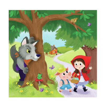 melanie-mitchell-red-riding-hood-wolf-fairytale-little-pig-copy-jpg