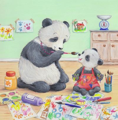 pandas-art-messy-jpg