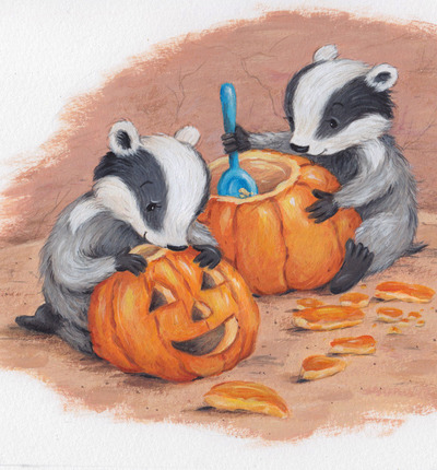 badgers-pumpkins-jpg