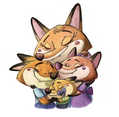 fox-family-hug-jpg
