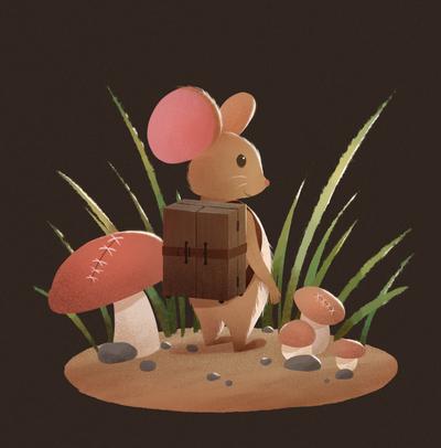 animal-mouse-mushroom-nature-doctor-fantastic-jpg