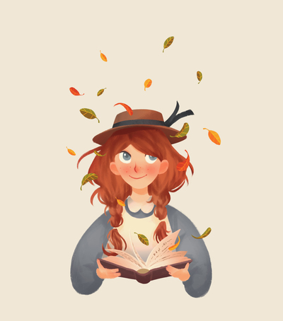 girl-hat-book-leaf-leaves-reading-magic-female-jpg