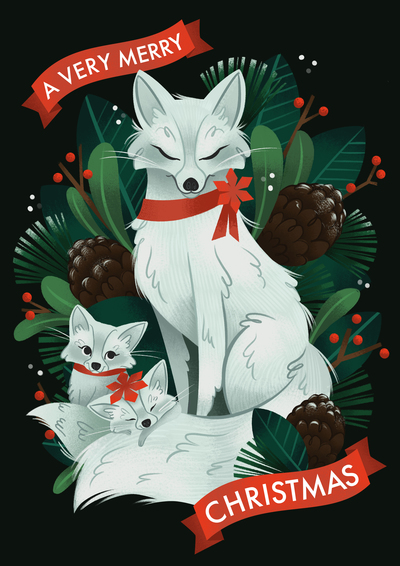 artic-fox-christmas-card-holly-snow-jpg