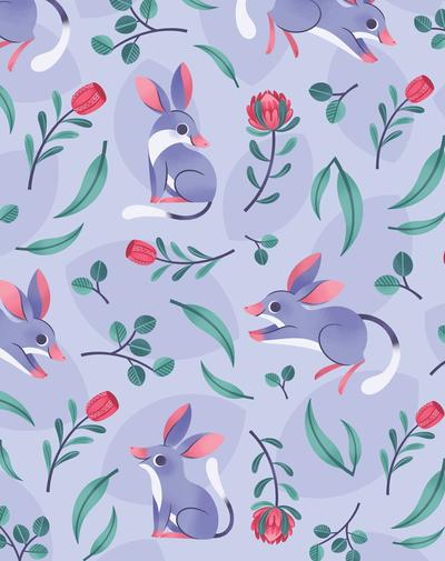 bilby-pattern-repeat-protea-flower-australia-marsupial-jpg