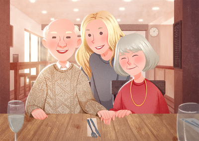 character-restaurant-interior-grandparent-grandma-grandpa-woman-girl-family-blond-jpg