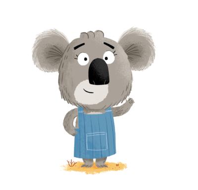 koala-mum
