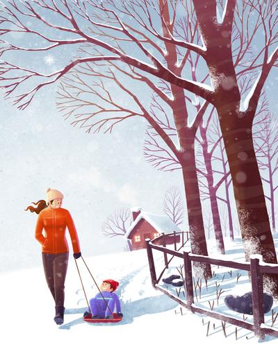 winter-stroll-1