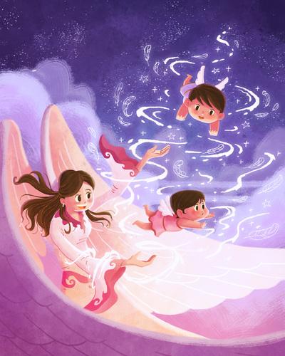 angel-mother