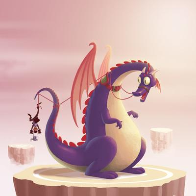 reckless-dragon