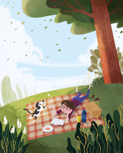 picnic-with-the-cat