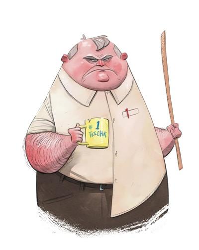 braden-hallett-angry-teacher-school-fat-man-coffee-jpg