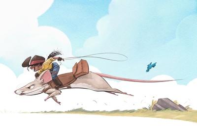 braden-hallett-galloping-mouse-girl-mouse-western-summer-run-speed-colour-jpg