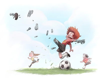 braden-hallett-flying-prosthetic-soccer-amputee-running-summer-grass-boy-girl-colour-jpg