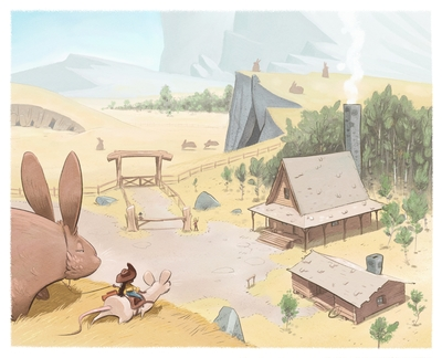 braden-hallett-home-to-the-ranch-mouse-rabbit-farm-ranch-western-sunny-girl-colour-jpg