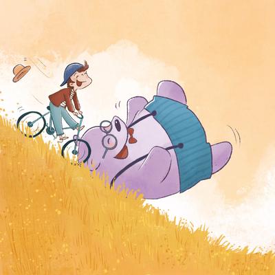 boy-bear-cycle-hill-roll-tumble-jpg