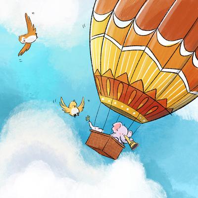 hotair-balloon-elepant-sky-birds-jpg