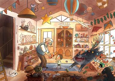 toy-shop-cat-mouse-dog-old-man-boy-shop-keeper-jpg