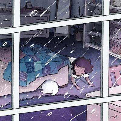 girl-dog-thunder-rain-window-scared-room-jpg