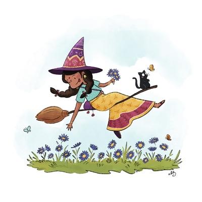 witch-flower-fly-broom-cat-jpg