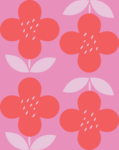 ap-retro-pink-flower-femenine-pretty-floral-bold