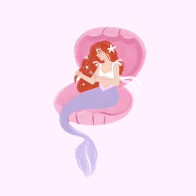 littlemermaid-fanart-png