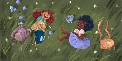 girls-laughing-on-the-grass-jpg