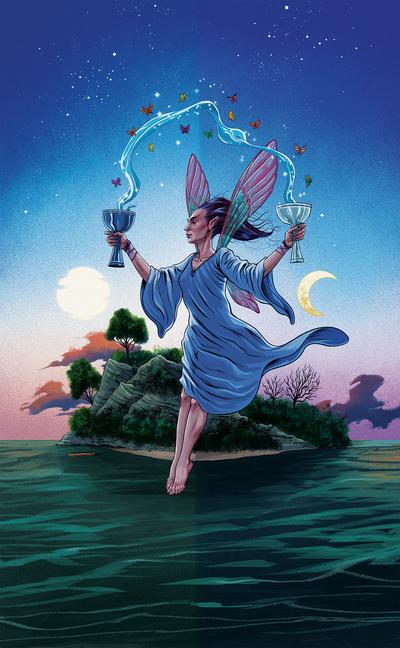 esmith-llewellynpoetarot3-spooky-fantasy-landscape-tarot-literature-jpg