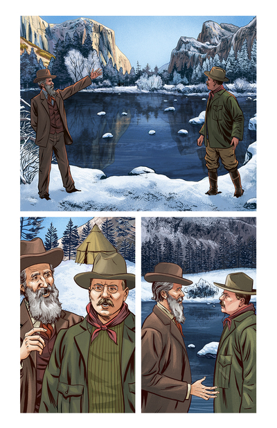 esmith-laz6-history-nature-yosemeti-teddyroosevelt-johnmuir-people-comicbook-jpg
