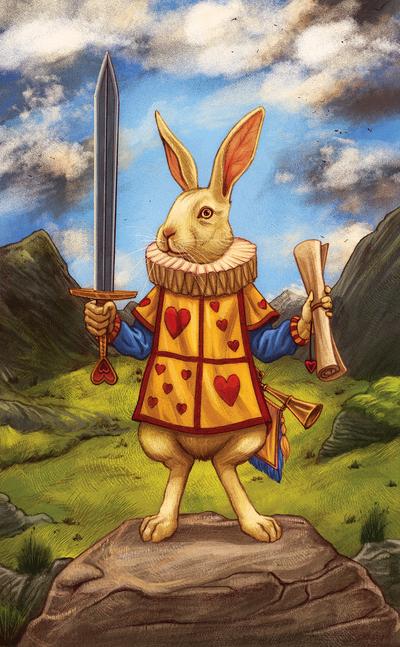 esmith-llewellynwonderland11-aliceinwonderland-thewhiterabbit-childrensbook-tarot-nature-animals-literature-jpg