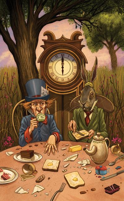 esmith-llewellynwonderland3-aliceinwonderland-themadhatter-childrensbook-tarot-nature-animals-literature-jpg