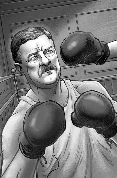 esmith-quirkbooks-secretlives-uspresidents4-tedroosevelt-history-boxing-jpg