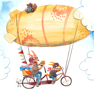 fox-family-mom-son-bike-fly-adventure-jpg