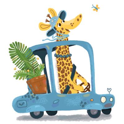 giraffe-car-plant-jpg