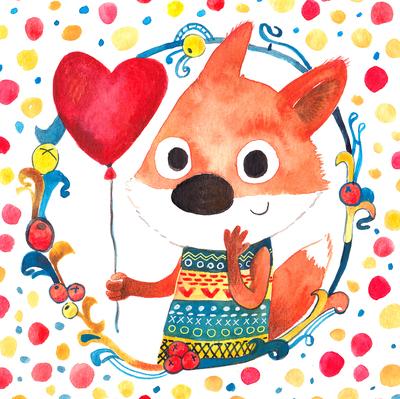watercolor-fox-heart-love-valentines-balloon-jpg