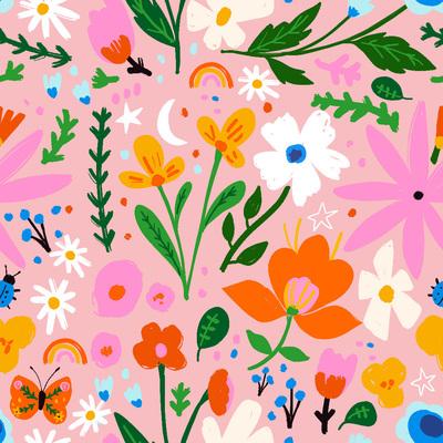 flower-picking-pink