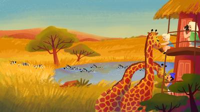 africa-savanna-giraffe-zebra-family-trip-jpg