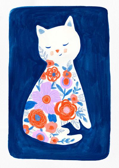 cat-floral-folk-jpg