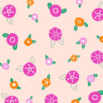 happyfloral-pattern-floral-pink-orange-jpg