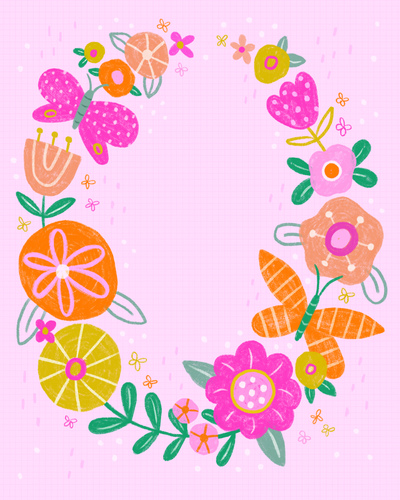 happyfloral-wreath-frame-flowers-butterflies-jpg